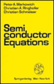 9780387821573: Semiconductor Equations