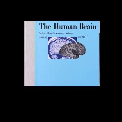 9780387822600: The Human Brain: Surface, Three-Dimensional Sectional Anatomy and Mri