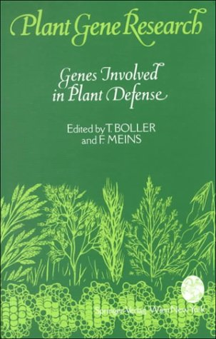9780387823126: Genes Involved in Plant Defense (Plant Gene Research)