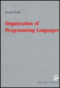9780387823157: Organization of Programming Languages