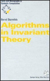 Algorithms in Invariant Theory (Archives of Virology): Sturmfels, Bernd