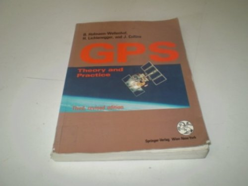 9780387825915: Global Positioning System: Theory and Practice
