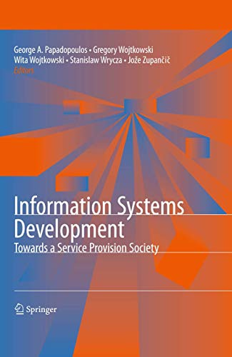9780387848099: Information Systems Development: Towards a Service Provision Society