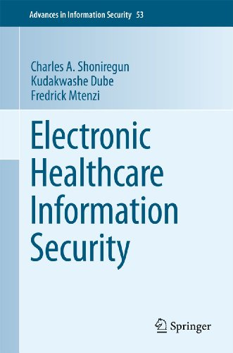 9780387848174: Electronic Healthcare Information Security (Advances in Information Security)