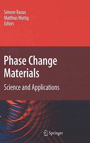 9780387848730: Phase Change Materials: Science and Applications