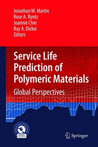 9780387848754: Service Life Prediction of Polymeric Materials: Global Perspectives