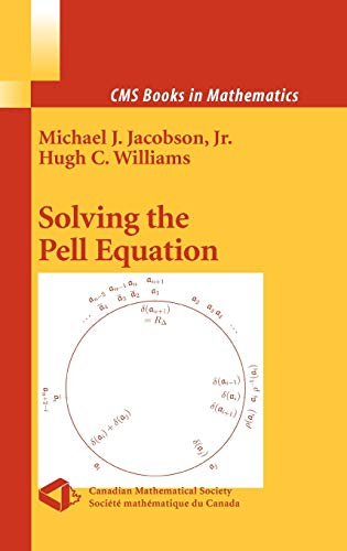 9780387849225: Solving the Pell Equation (CMS Books in Mathematics)