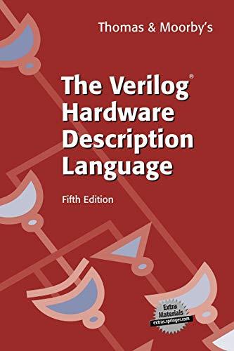 9780387849300: The Verilog Hardware Description Language