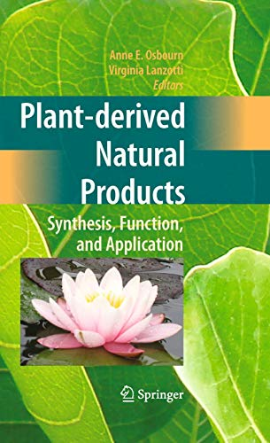 9780387854977: Plant-derived Natural Products