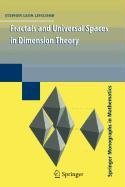 9780387855370: Fractals and Universal Spaces in Dimension Theory