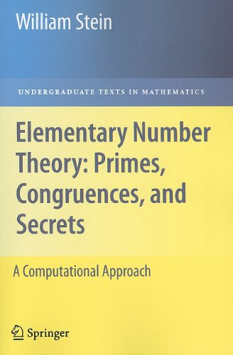 9780387856223: Elementary Number Theory: Primes, Congruences, and Secrets