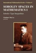 9780387856629: Sobolev Spaces in Mathematics I