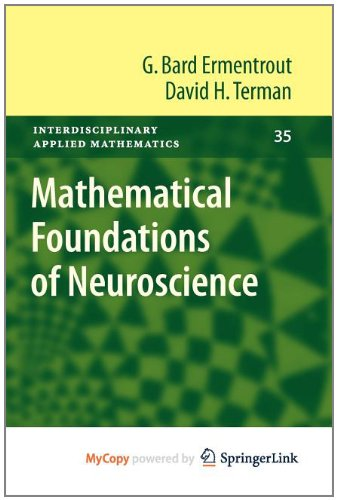 9780387877600: Mathematical Foundations of Neuroscience