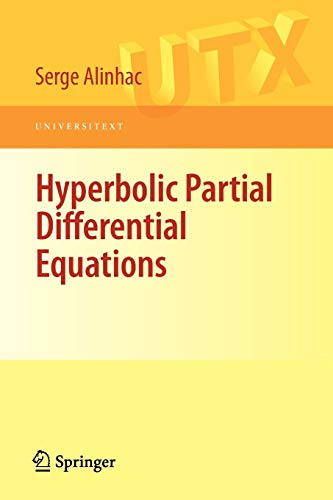9780387878225: Hyperbolic Partial Differential Equations (Universitext)