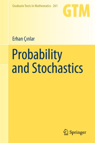 9780387878584: Probability and Stochastics (Graduate Texts in Mathematics, Vol. 261) (Graduate Texts in Mathematics (261))
