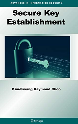 Secure Key Establishment: P. C. Koelet