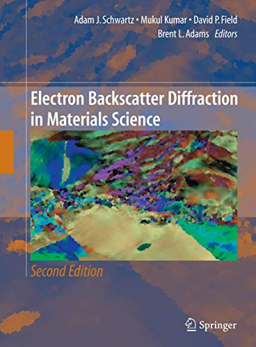 9780387881355: Electron Backscatter Diffraction in Materials Science