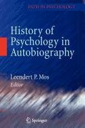9780387885384: History of Psychology in Autobiography