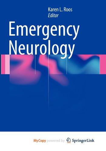 9780387886770: Emergency Neurology