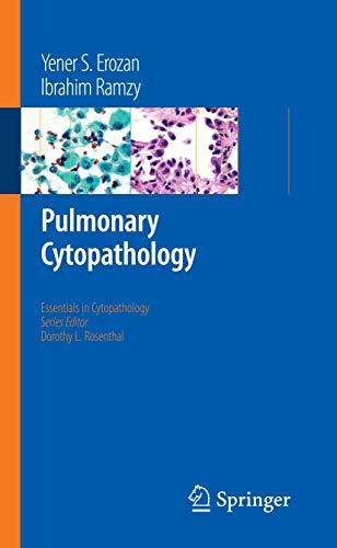 9780387888866: Pulmonary Cytopathology