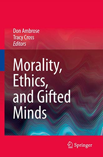 Morality, Ethics, and Gifted Minds (Hardcover)