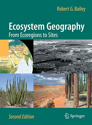 9780387895154: Ecosystem Geography: From Ecoregions to Sites