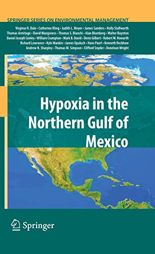 9780387896854: Hypoxia in the Northern Gulf of Mexico (Springer Series on Environmental Management)