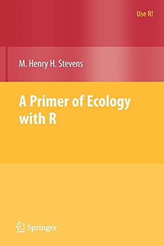 9780387898810: A Primer of Ecology with R (Use R!)