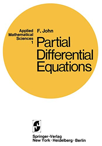 9780387900216: Partial Differential Equations (Applied Mathematical Sciences)