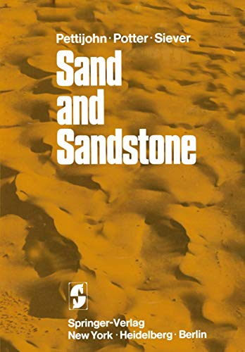 9780387900711: Sand and Sandstone, Springer Study Edition