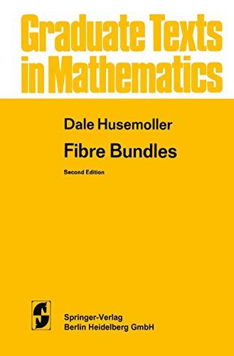 9780387901039: Fibre bundles (Graduate texts in mathematics 20)