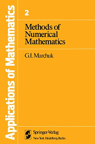 9780387901565: Methods of Numerical Mathematics (Applications of Mathematics 2) (English and Russian Edition)