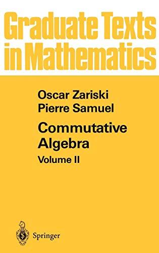 9780387901718: Commutative Algebra: 002