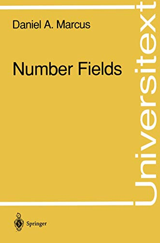 9780387902791: Number Fields