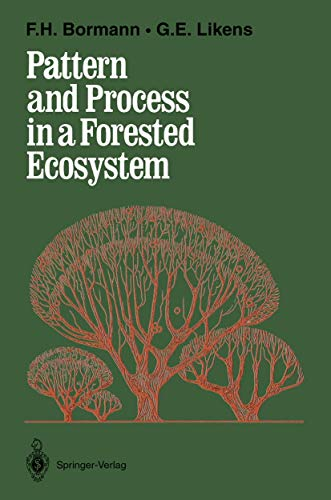 9780387903217: Pattern and Process in a Forested Ecosystem: Disturbance, Development and the Steady State Based on the Hubbard Brook Ecosystem Study
