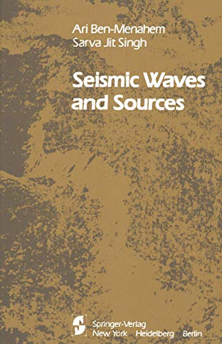 9780387905068: Seismic Waves and Sources