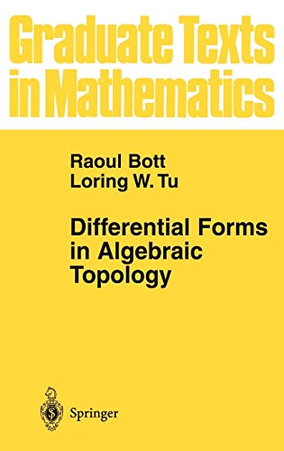 9780387906133: Differential Forms in Algebraic Topology (Graduate Texts in Mathematics)