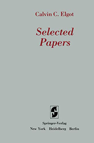9780387906980: Selected Papers