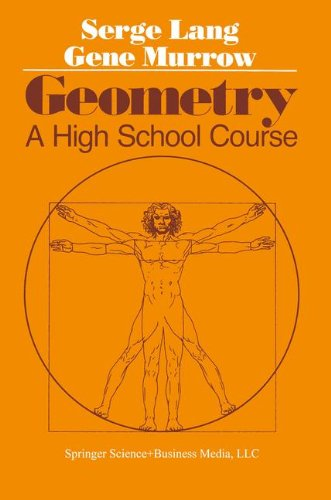 9780387907277: Geometry: A High School Course