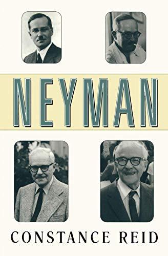9780387907475: Neyman - From Life