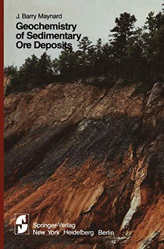 9780387907833: Geochemistry of Sedimentary Ore Deposits