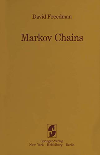 9780387908083: Markov Chains