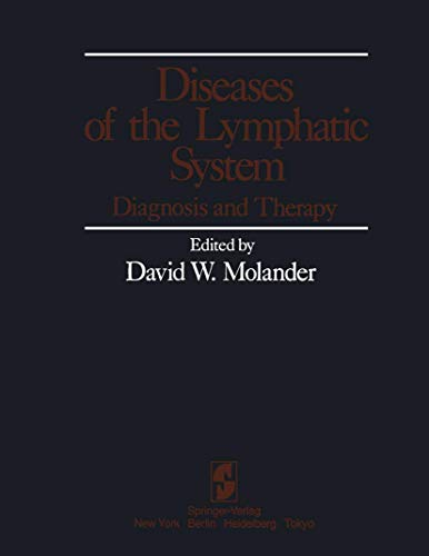 9780387908502: Diseases of the Lymphatic System: Diagnosis and Therapy