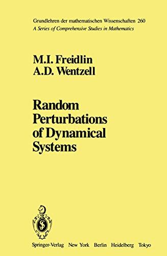 9780387908588: Random Perturbations of Dynamical Systems