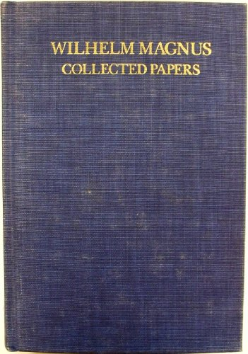 9780387908793: Collected Papers