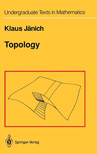 9780387908922: Topology (Undergraduate Texts in Mathematics)