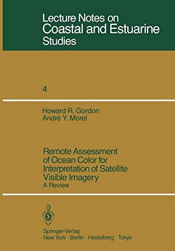 Remote Assessment of Ocean Color for Interpretation: Howard R. D.