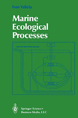 9780387909295: Marine Ecological Processes (Springer Advanced Texts in Life Sciences)