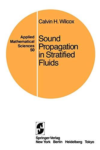 Sound Propagation In Stratified Fluids