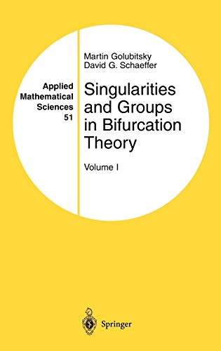 9780387909998: Singularities and Groups in Bifurcation Theory: Volume I (Applied Mathematical Sciences)